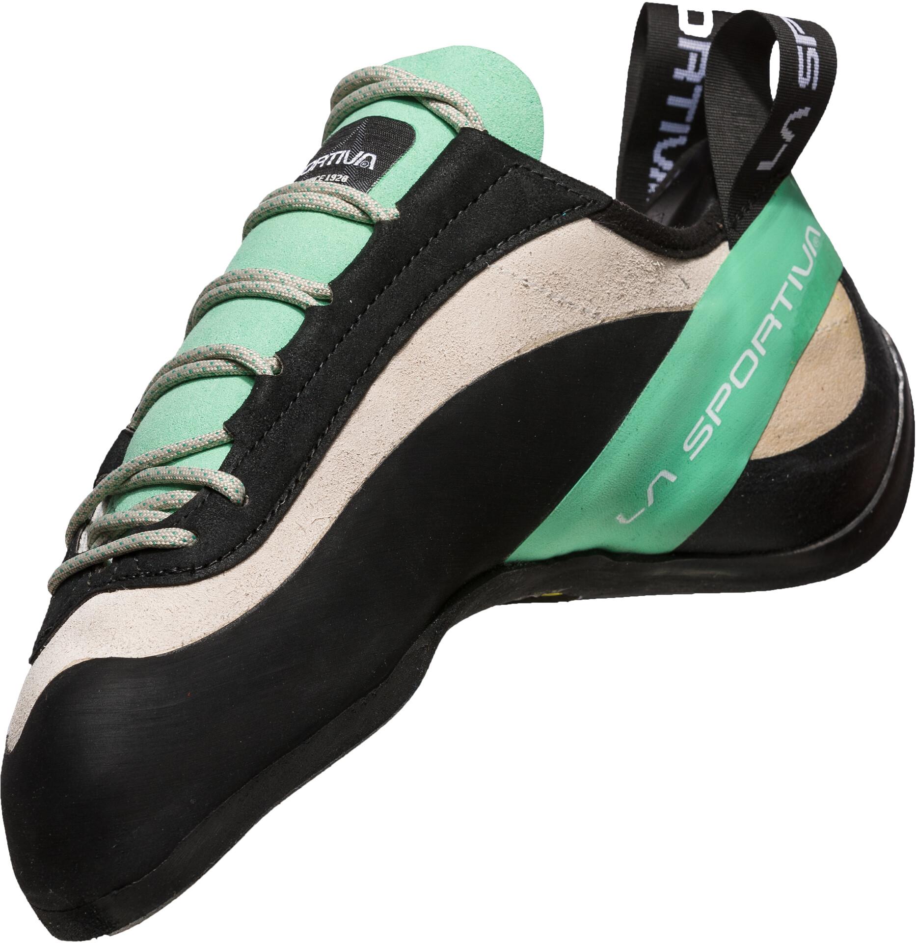 Damen Whitejade Green Climbing La Miura Sportiva Shoes wyvm80ONn